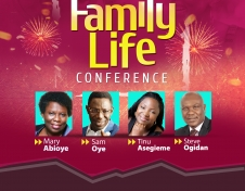 FAMILY LIFE CONFERENCE 2016!